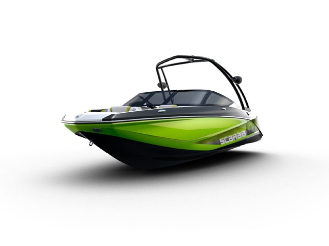 2016 Scarab 195 HO Impulse