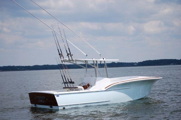 Composite Yacht Composite 26' CC Open