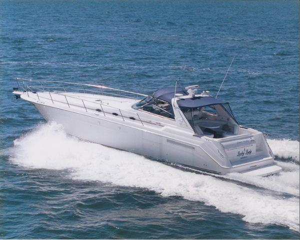 1999 50 u0026 39  sea ray 500 sundancer- yacht for sale