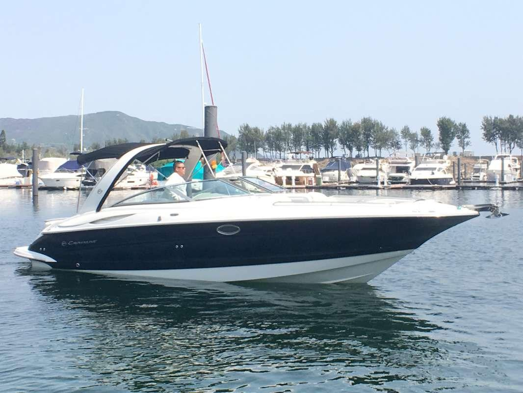 Crownline 325SS Profile