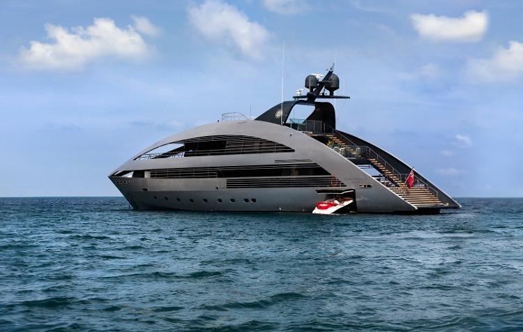 41m Super Yacht-Ocean Emerald