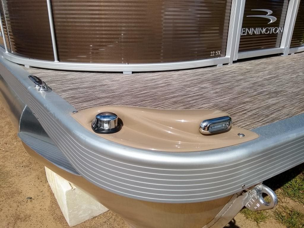 2020 Bennington boat for sale, model of the boat is SX Series 22 & Image # 23 of 24