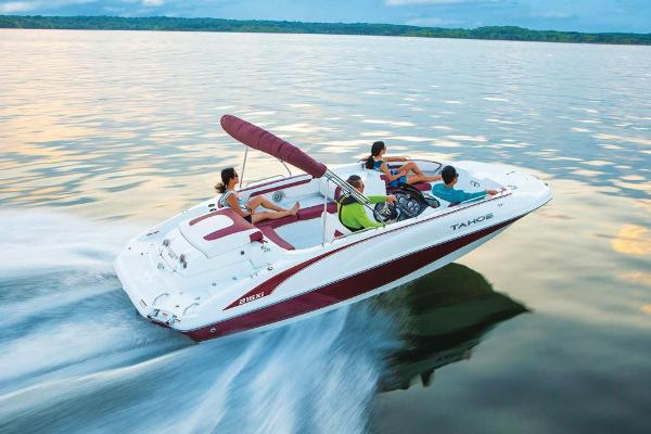 2021 Tahoe boat for sale, model of the boat is 215 Xi & Image # 6 of 58