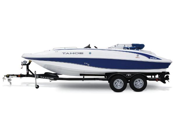 2021 Tahoe boat for sale, model of the boat is 215 Xi & Image # 13 of 58