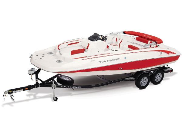 2021 Tahoe boat for sale, model of the boat is 215 Xi & Image # 18 of 58