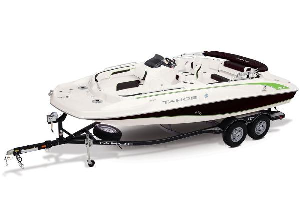 2021 Tahoe boat for sale, model of the boat is 215 Xi & Image # 19 of 58