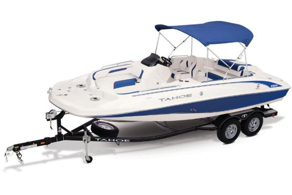 2021 Tahoe boat for sale, model of the boat is 215 Xi & Image # 22 of 58