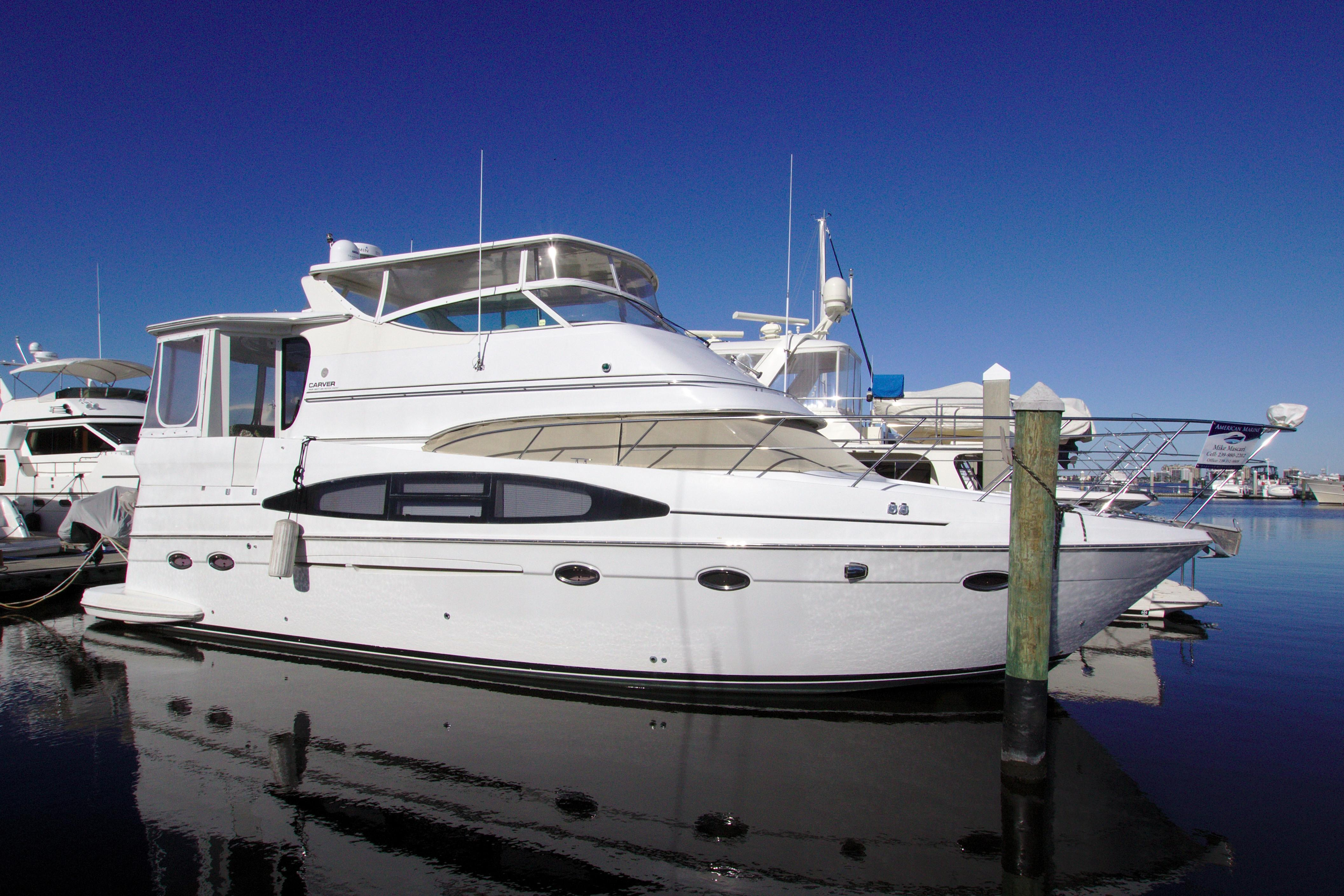 Carver 2001 466 Motor Yacht 46 Yacht for Sale in US