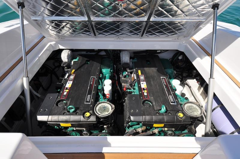 Electronic Engine Compartment