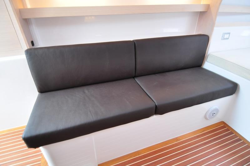Interior - Port Seating