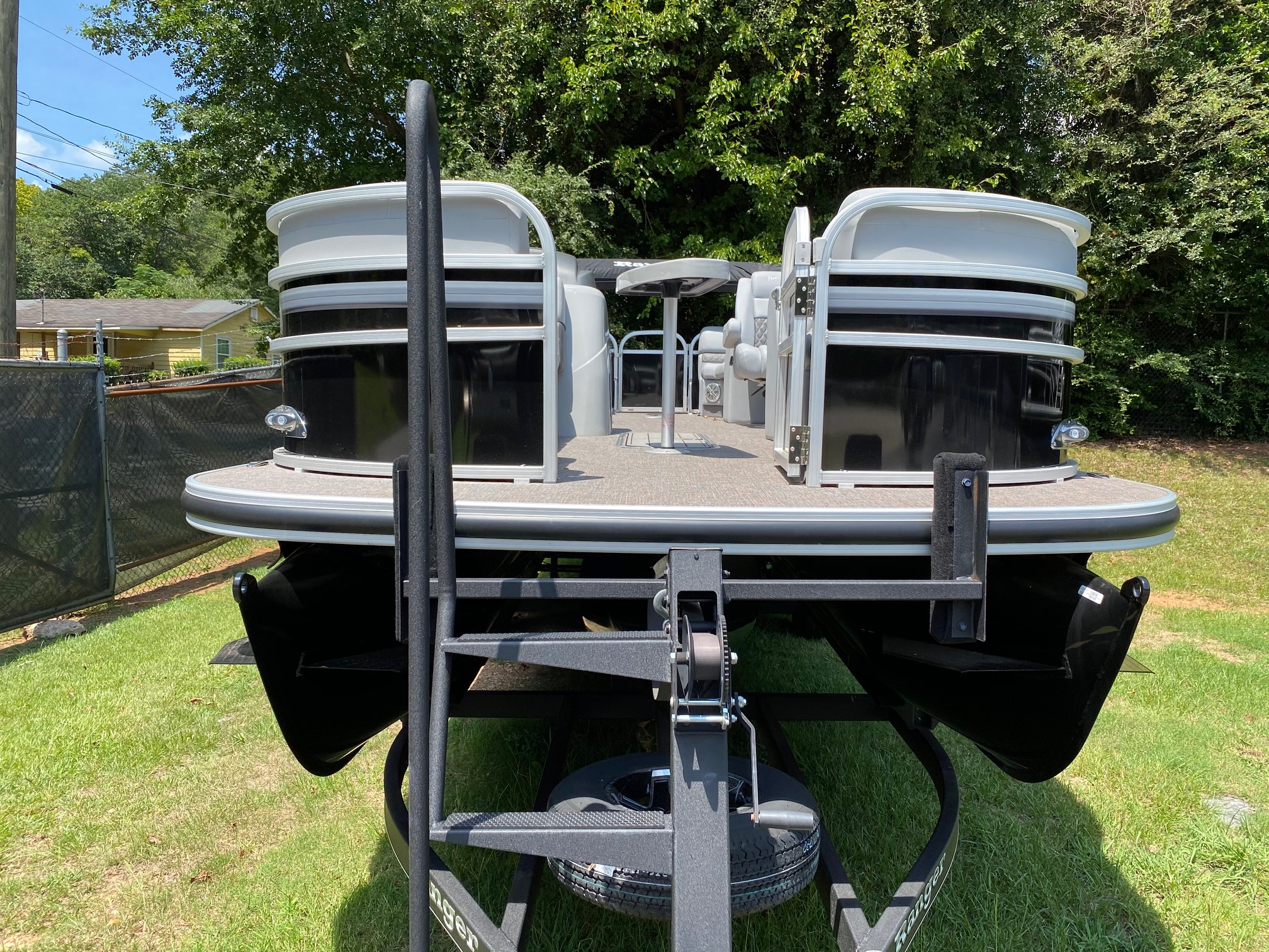 2020 Ranger Boats boat for sale, model of the boat is REATA 243C w/200L 4S DTS & Image # 16 of 50