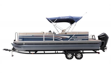 2020 Ranger Boats boat for sale, model of the boat is REATA 243C w/200L 4S DTS & Image # 21 of 50