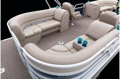 2020 Ranger Boats boat for sale, model of the boat is REATA 243C w/200L 4S DTS & Image # 31 of 50