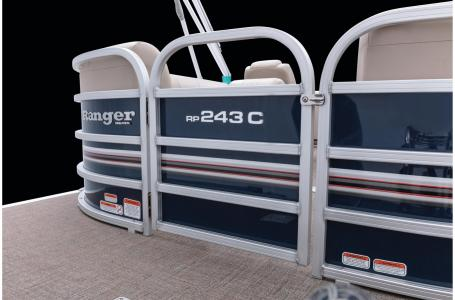 2020 Ranger Boats boat for sale, model of the boat is REATA 243C w/200L 4S DTS & Image # 44 of 50
