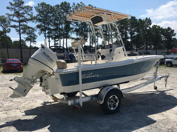 2020 Pioneer boat for sale, model of the boat is 180 Sportfish & Image # 5 of 62