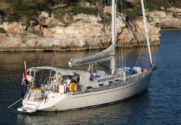 Sweden Yachts Sweden 45