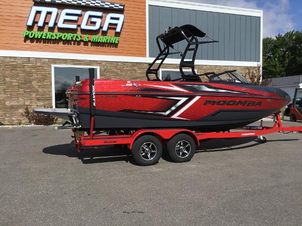 2018 MOOMBA CRAZ for sale