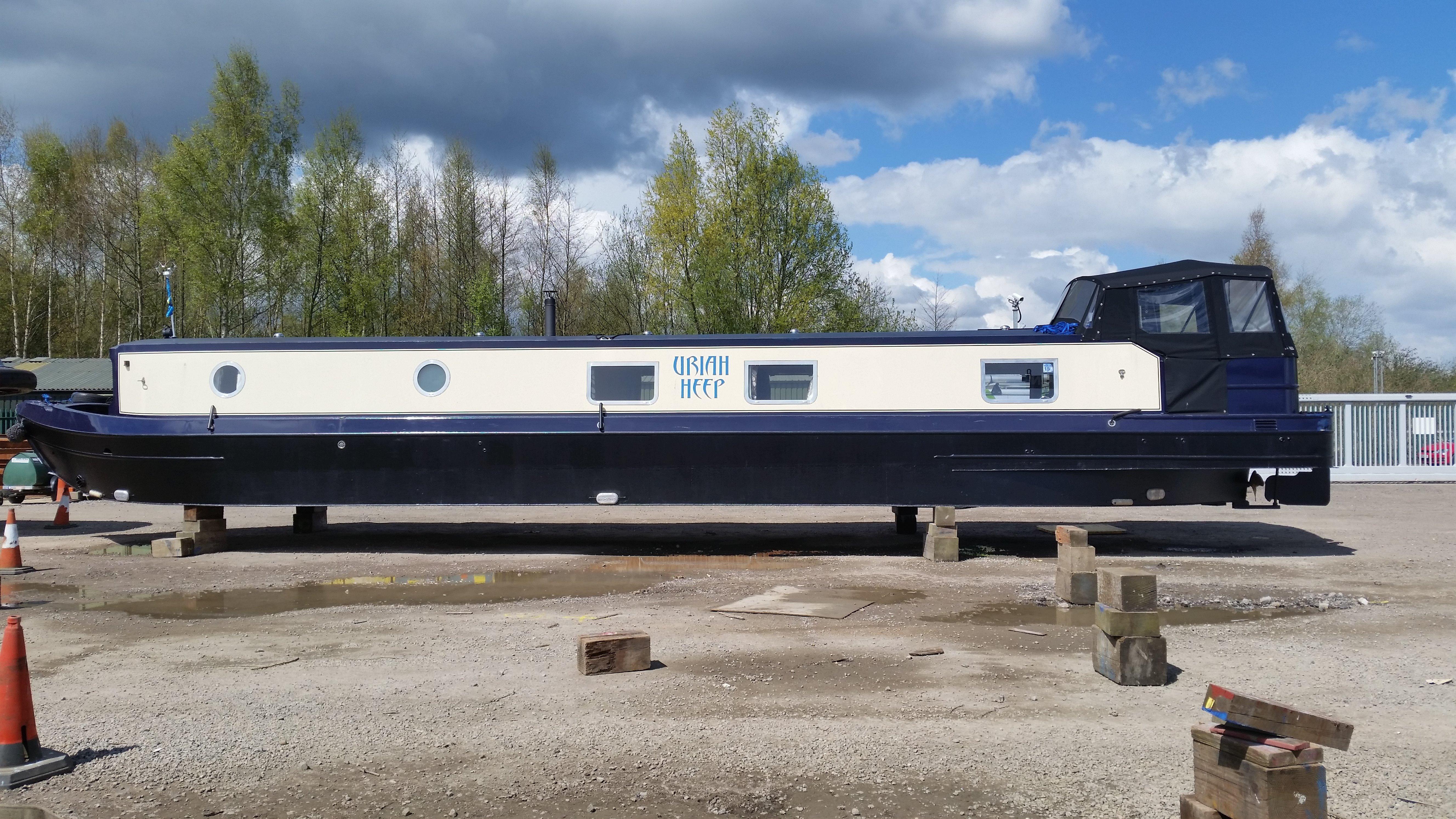 Collingwood Eurocruiser 60