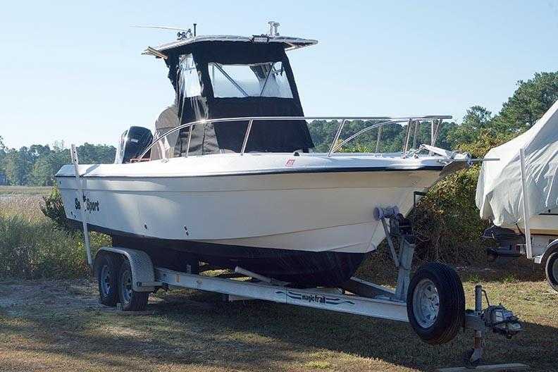 Sea Sport 2540 Center Console - Photo: #2