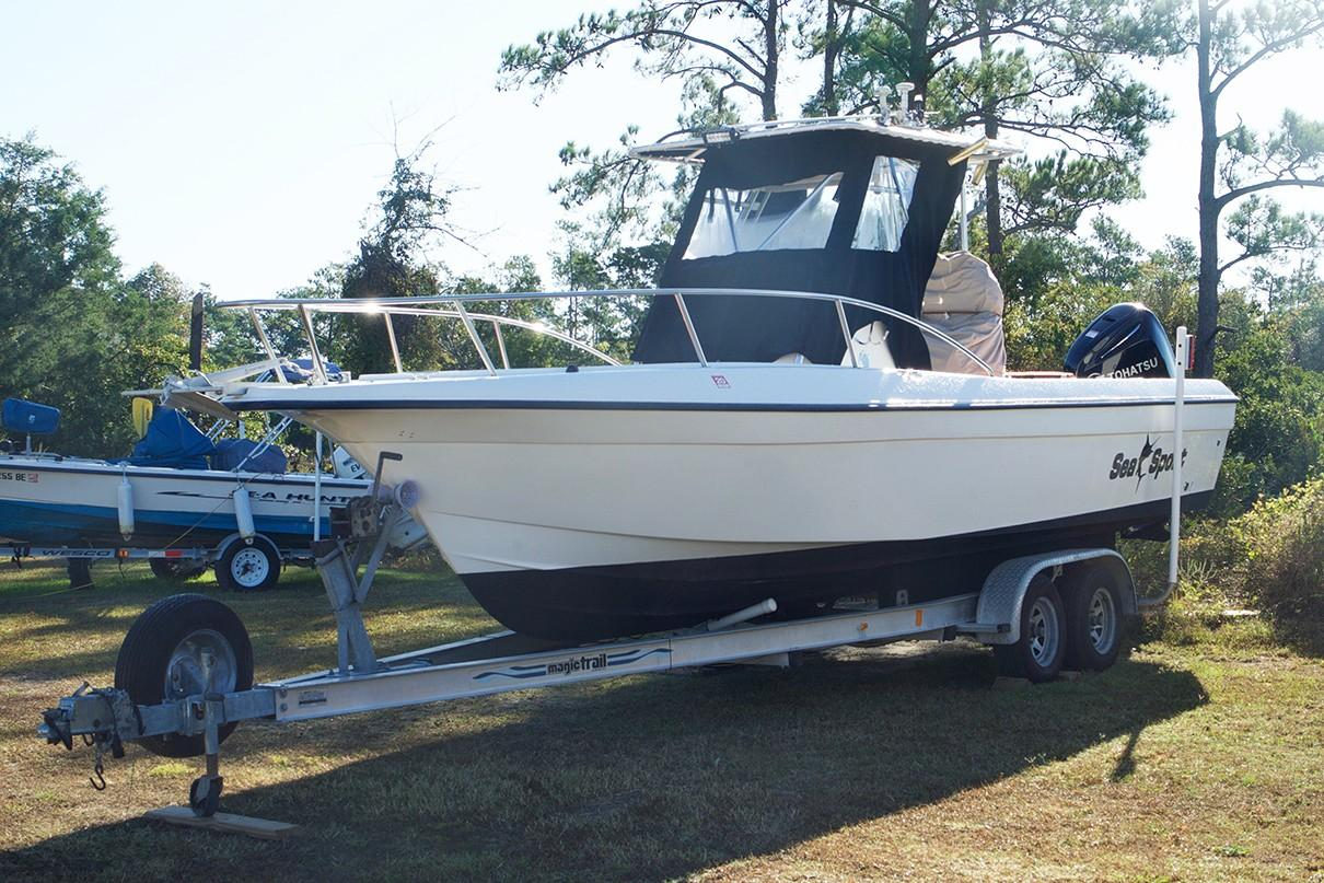 Sea Sport 2540 Center Console - Photo: #3