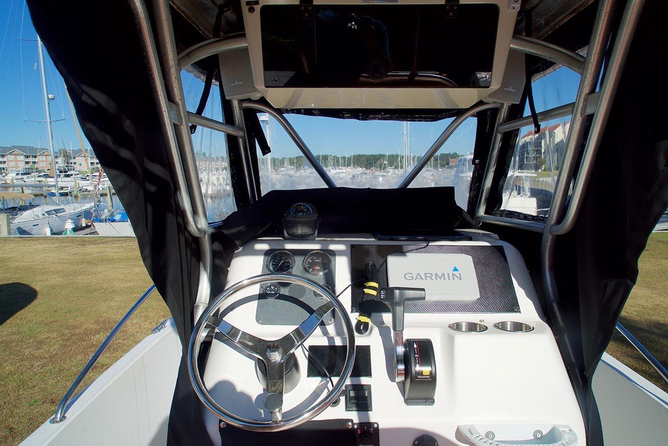 Sea Sport 2540 Center Console - Photo: #23