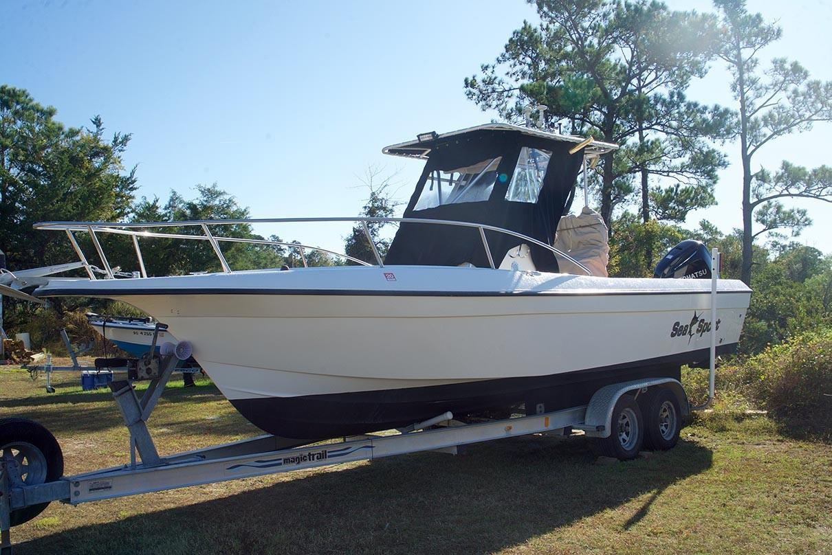 Sea Sport 2540 Center Console - Photo: #37