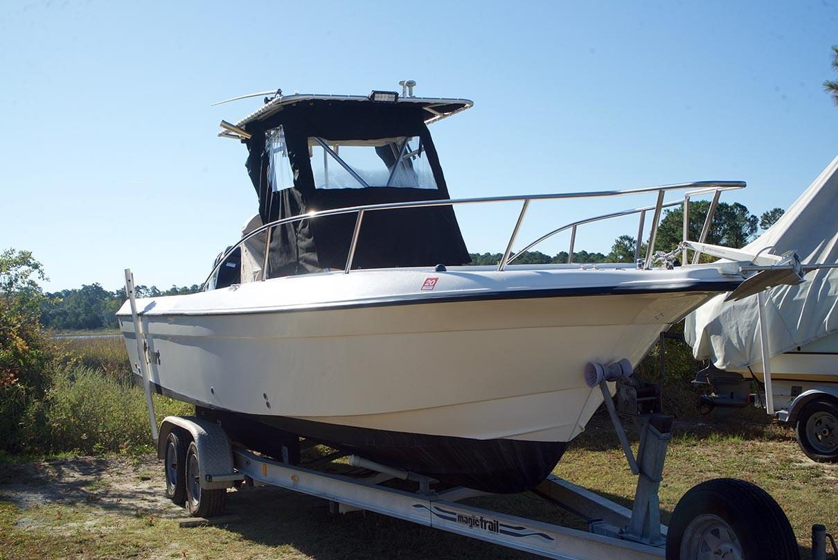 Sea Sport 2540 Center Console - Photo: #38