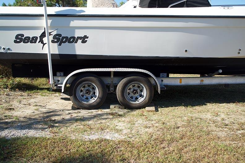 Sea Sport 2540 Center Console - Photo: #43