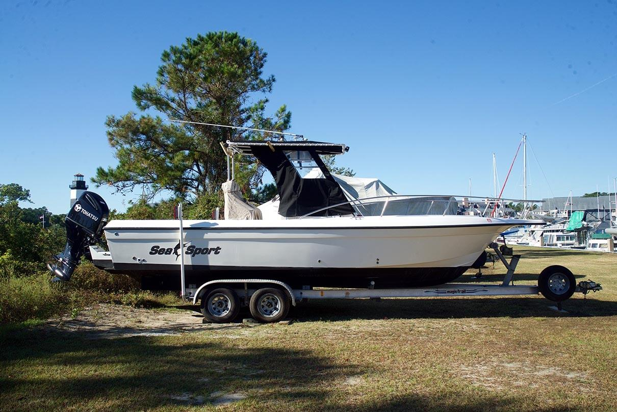 Sea Sport 2540 Center Console - Photo: #44