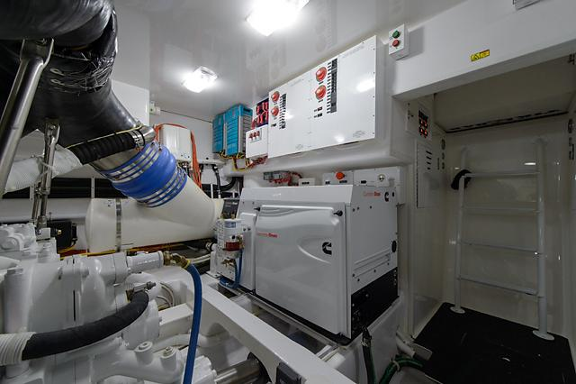 Engine Room Starboard Aft