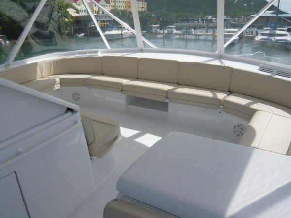 Fwd Bridge Seating