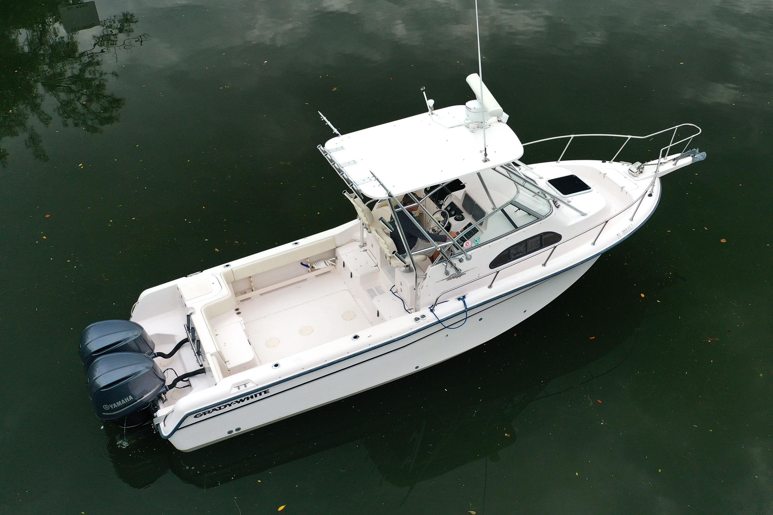 2003 Grady-White Sailfish 282