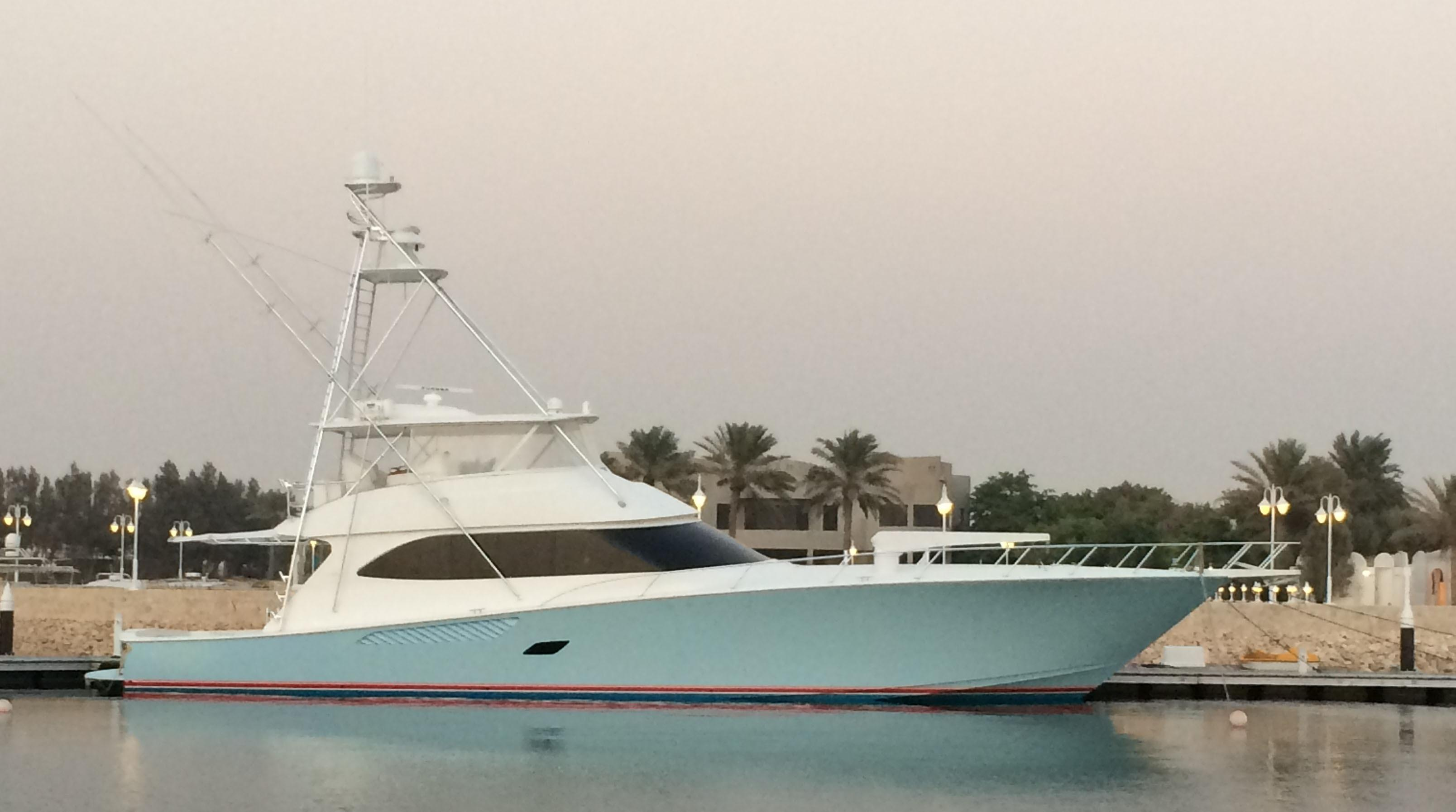 Used viking yachts for sale for Viking fishing boat
