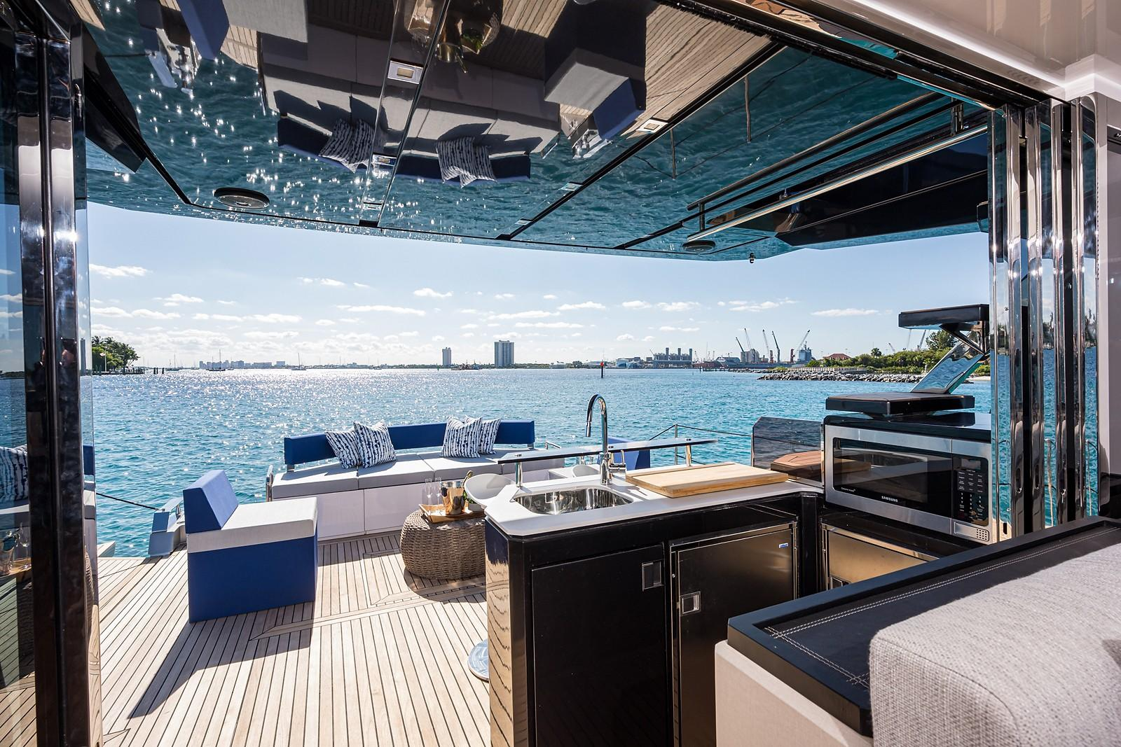 Open to Aft Deck