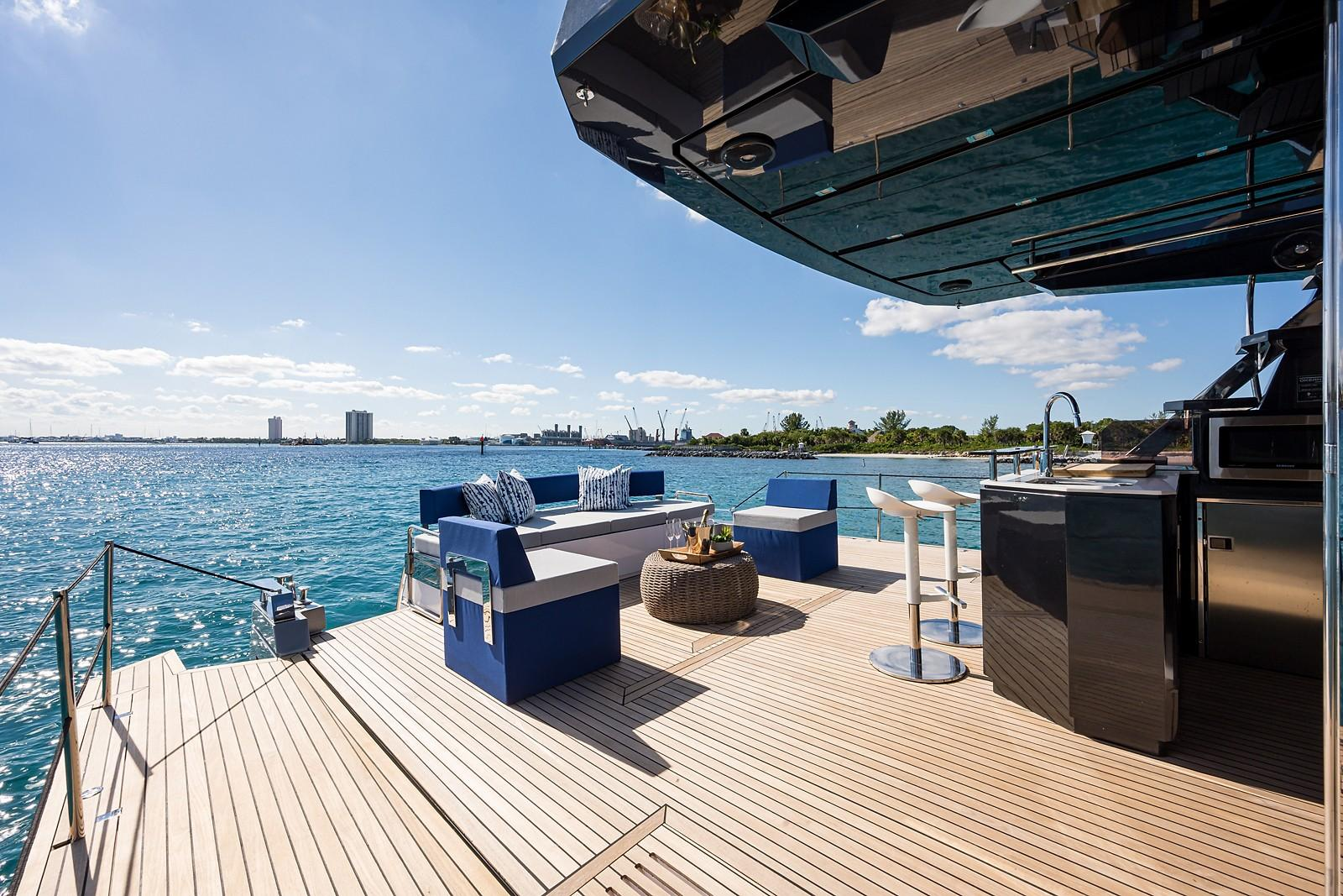 50X Okean Balconies Opened