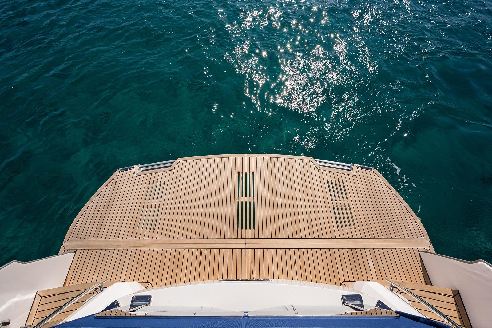 50 X Okean Swim Platform
