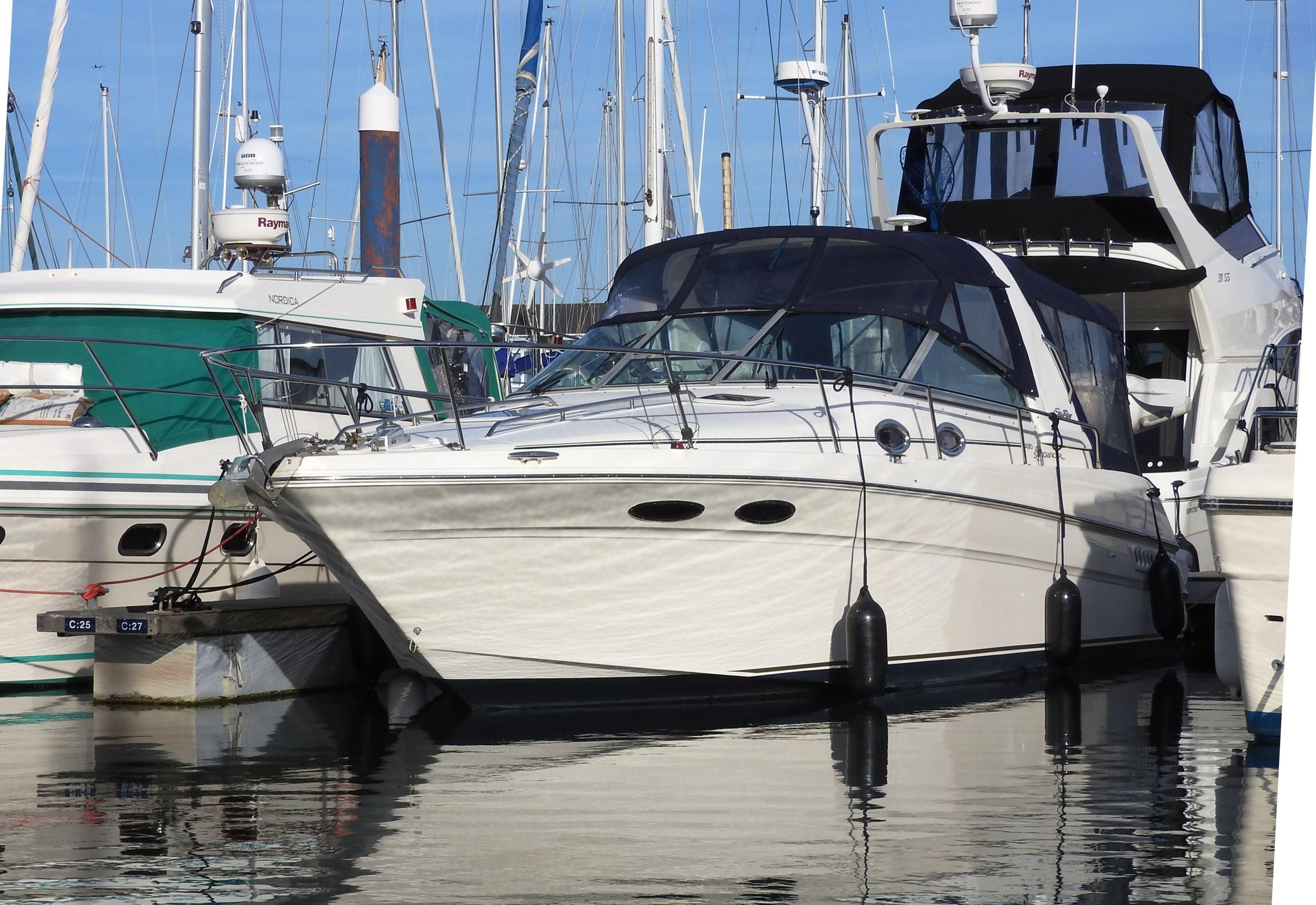 Sea Ray Sundancer 290DA