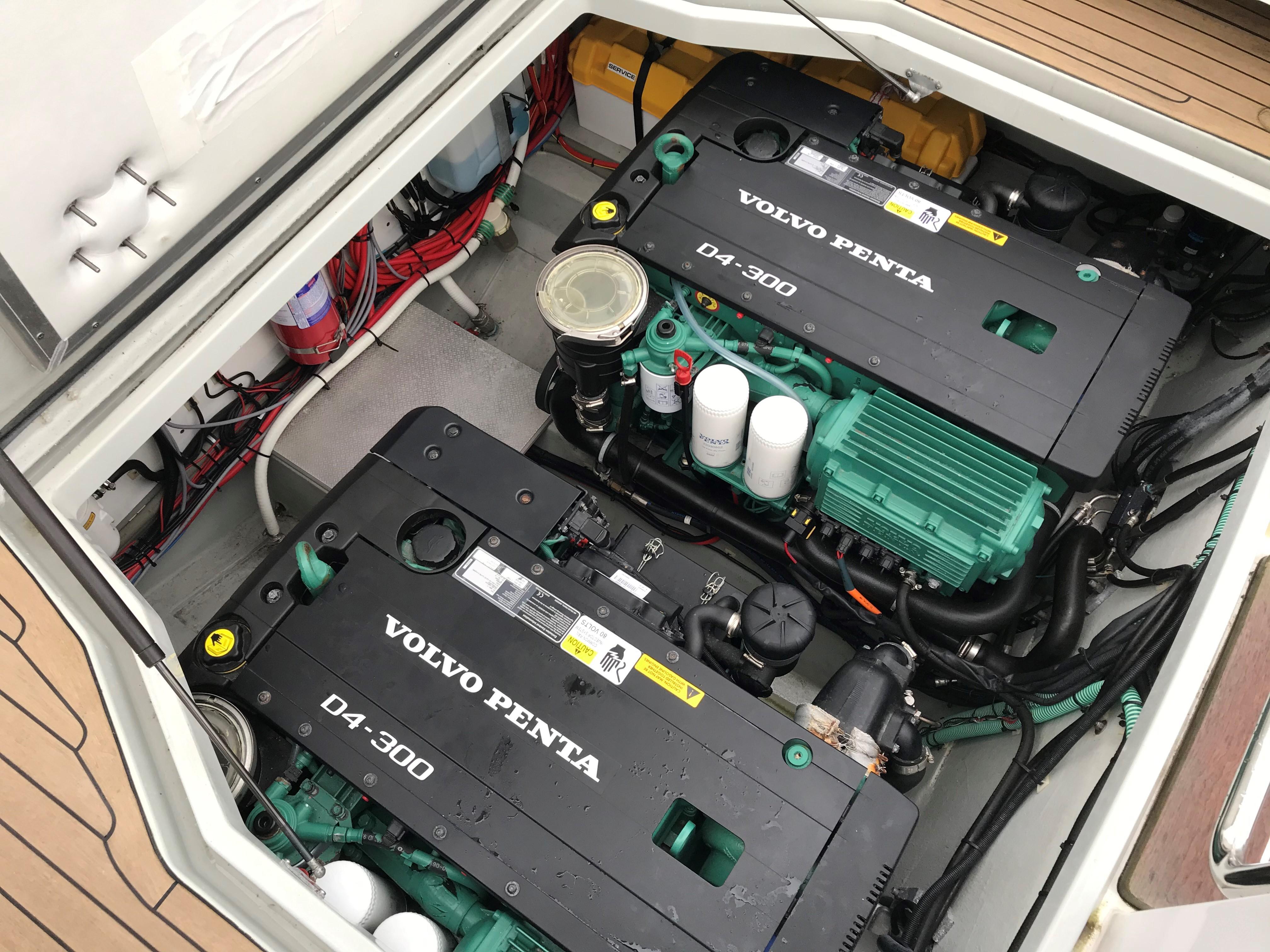 2014 Sargo 31 - engines