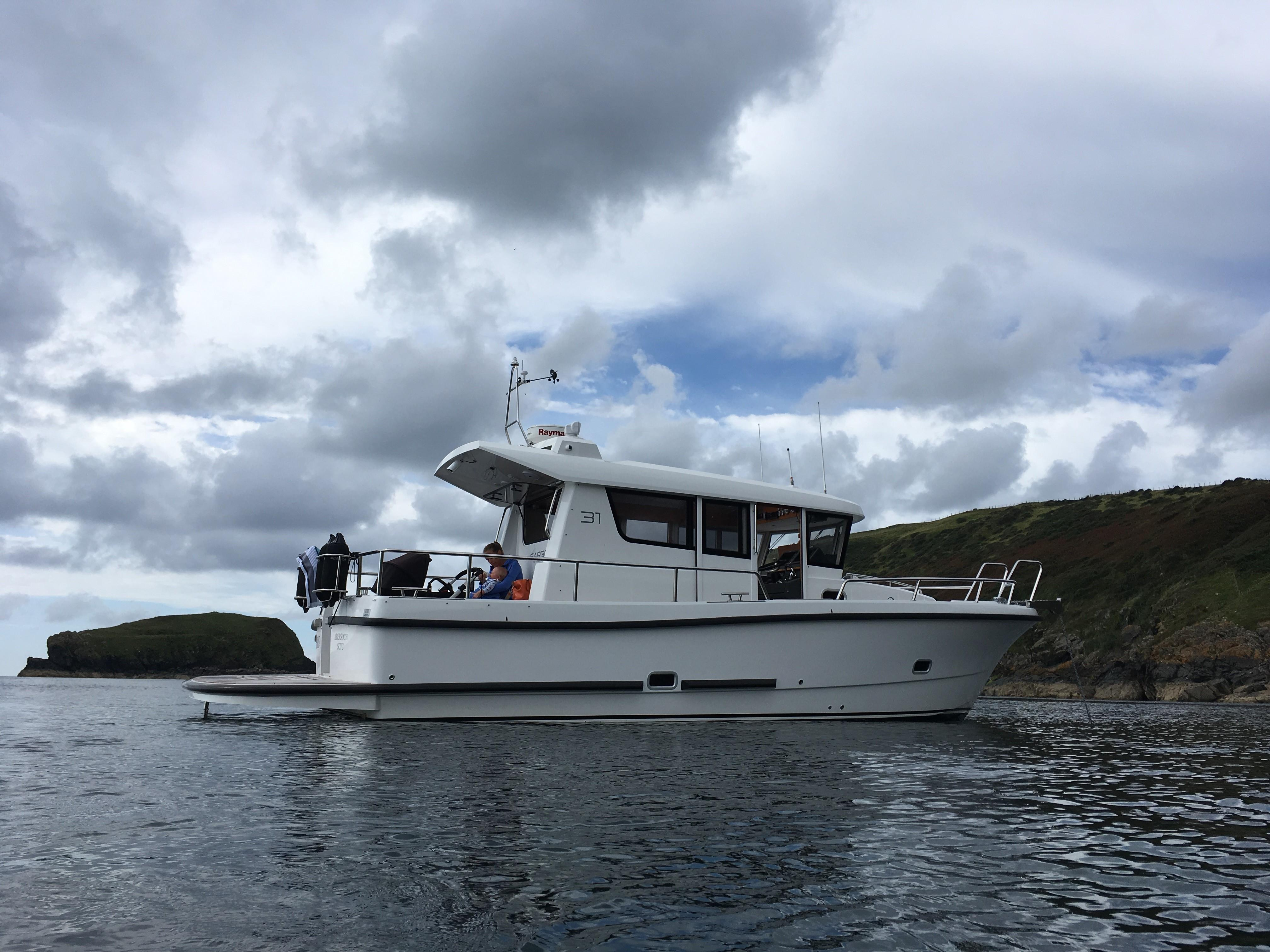 2014 Sargo 31 for sale