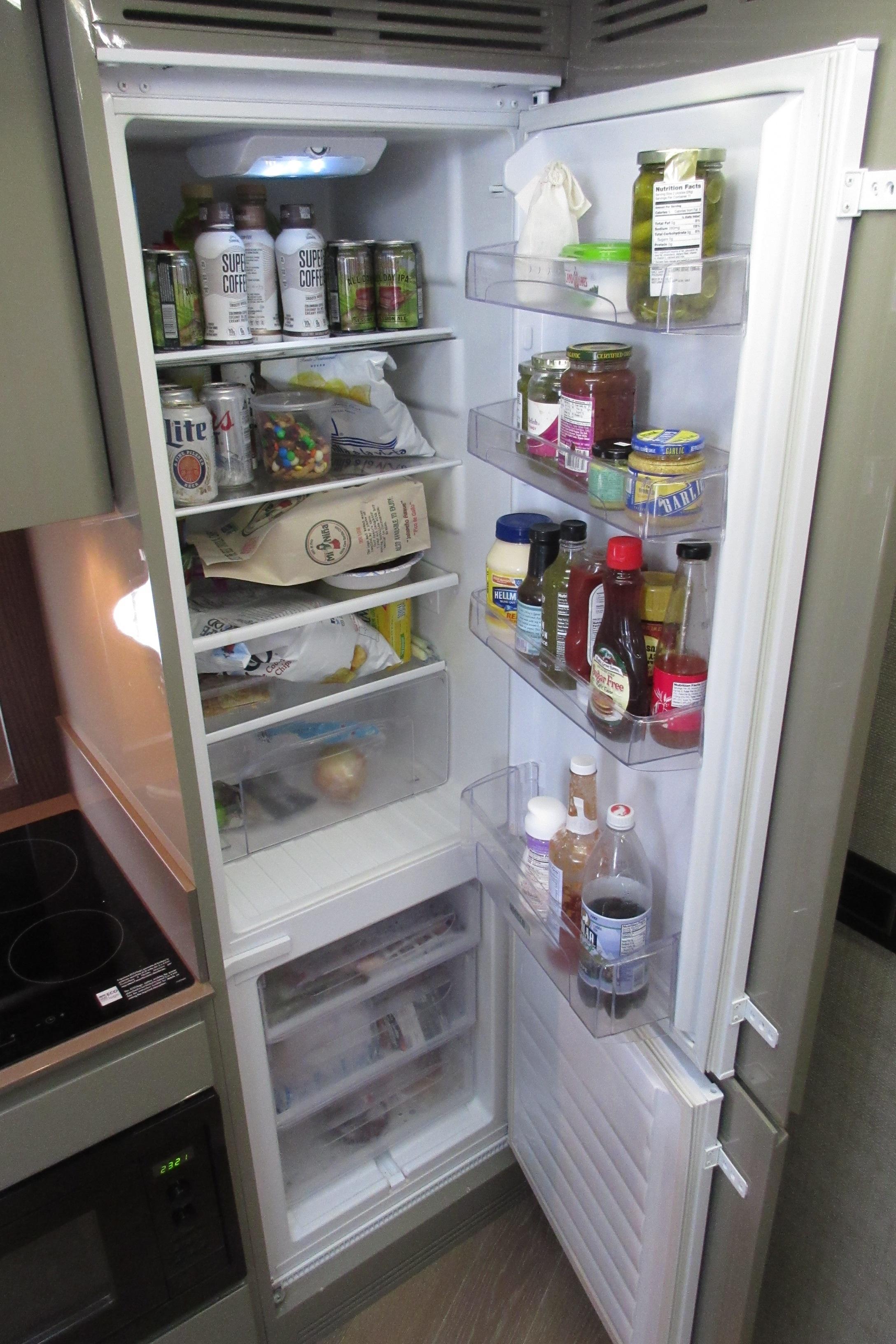 Austin Parker 54 Ketel Two Full size fridge