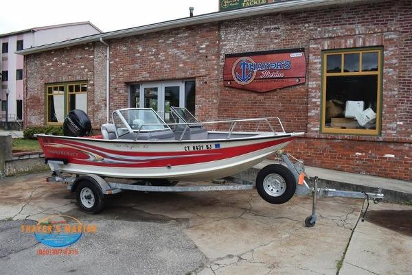 2012 SMOKER CRAFT PRO ANGLER 162 XL for sale