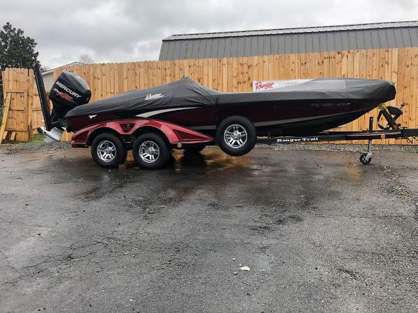 2017 Ranger Boats boat for sale, model of the boat is Z520C & Image # 13 of 25