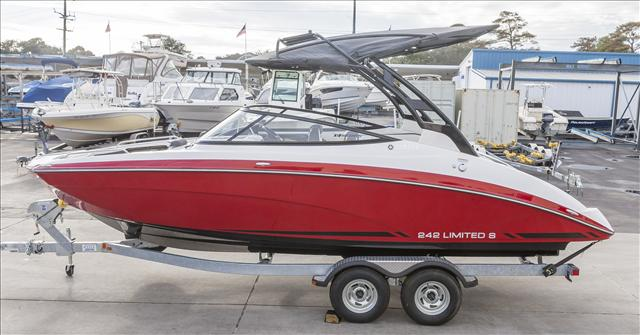 New 2016 yamaha 24 ft 242 limited s e series for sale in for Yamaha 242 for sale