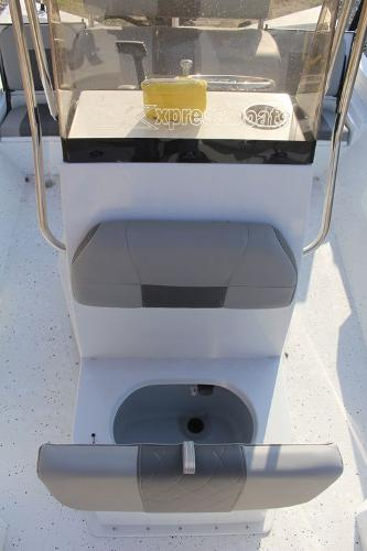 2021 Xpress boat for sale, model of the boat is H20B & Image # 8 of 9