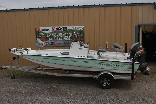 2021 Xpress boat for sale, model of the boat is H20B & Image # 1 of 9