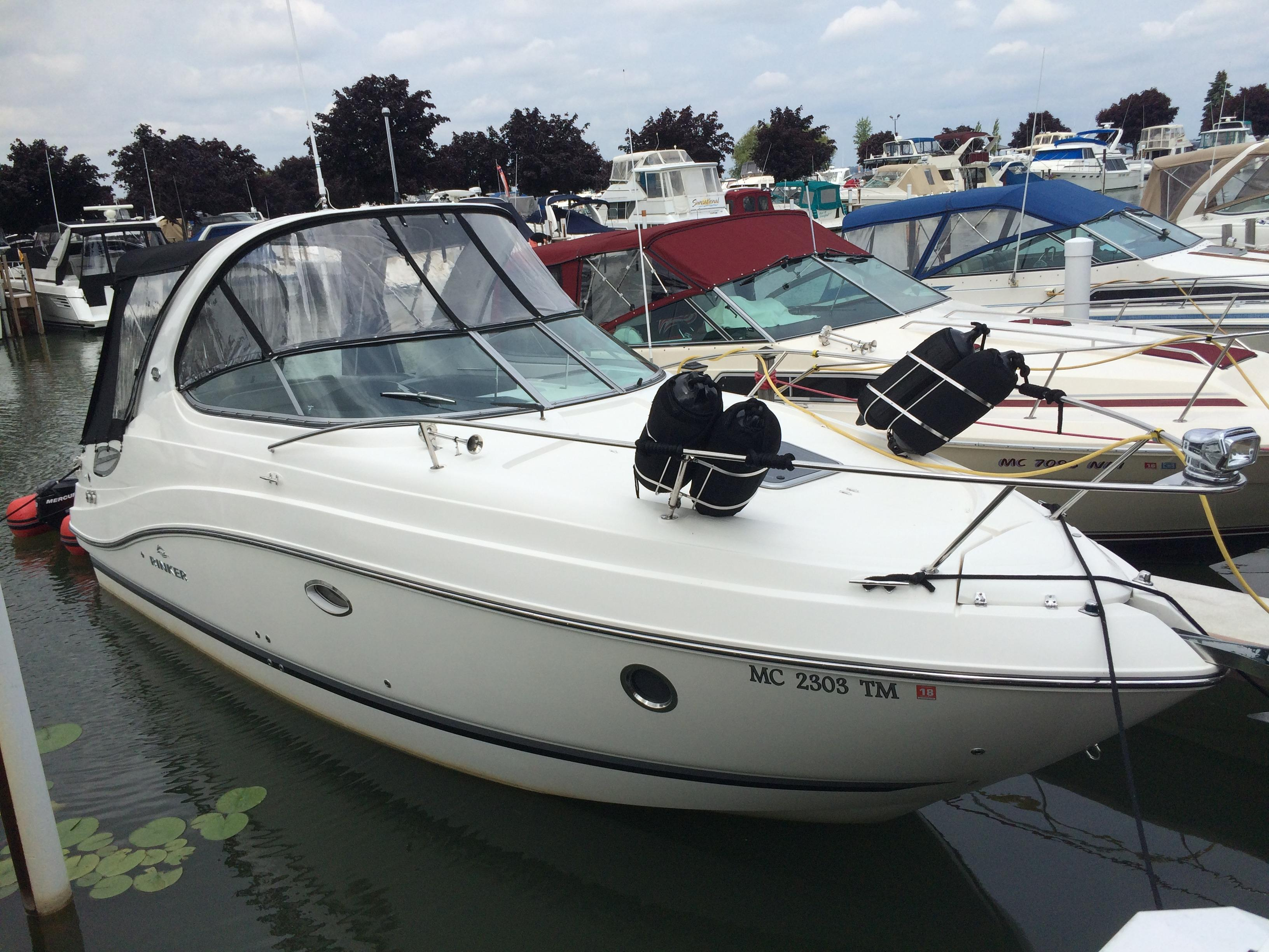 in cruisers power holiday florida inboard boats bayliner used classic cabin fl cabins cruiser