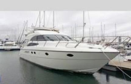 Princess FLYBRIDGE 50