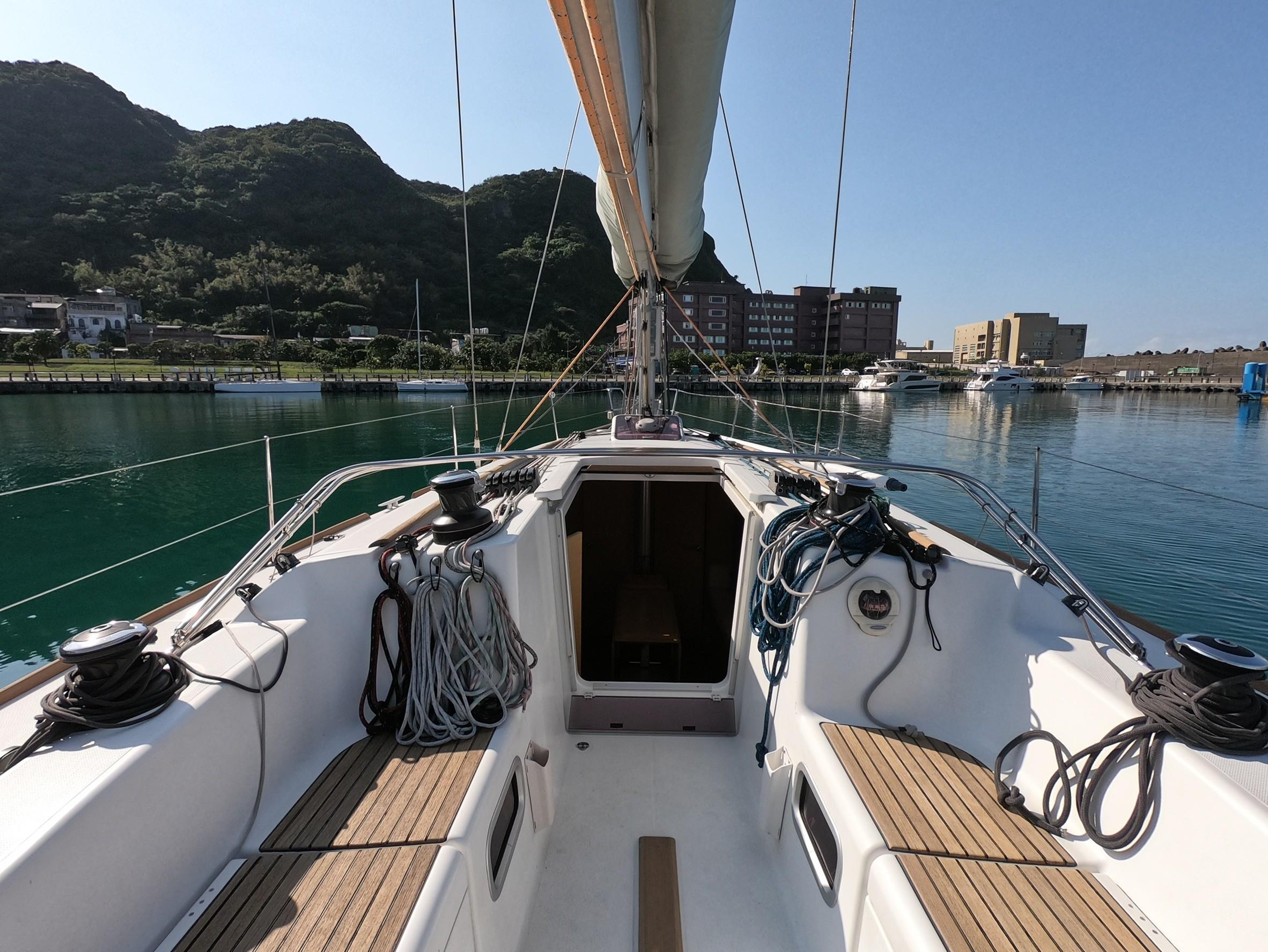 Beneteau First 40 in Taiwan