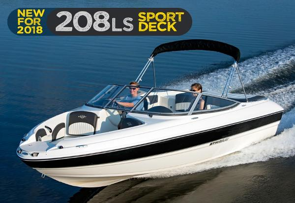 2018 STINGRAY 208LS for sale