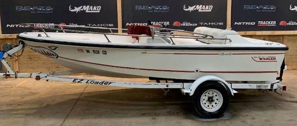 1997 BOSTON WHALER RAGE 15 for sale